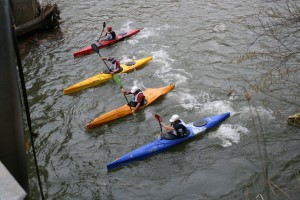 Wildwater Boats